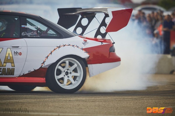 Итоги 1 этапа чемпионата Drift Battle Series 2016